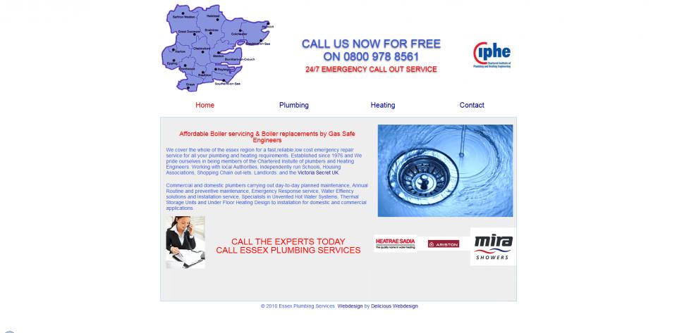 Essex Plumbing Services
