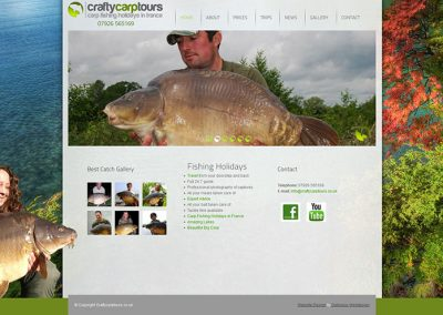 Crafty Carp Tours