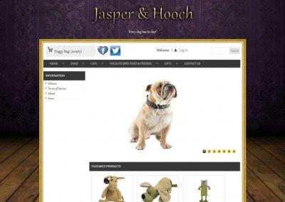 Jasper and Hooch