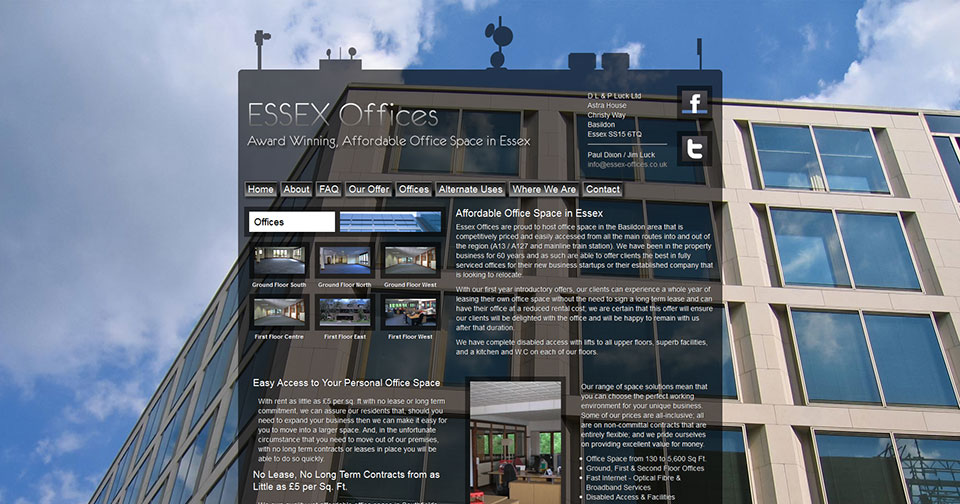 Essex Offices