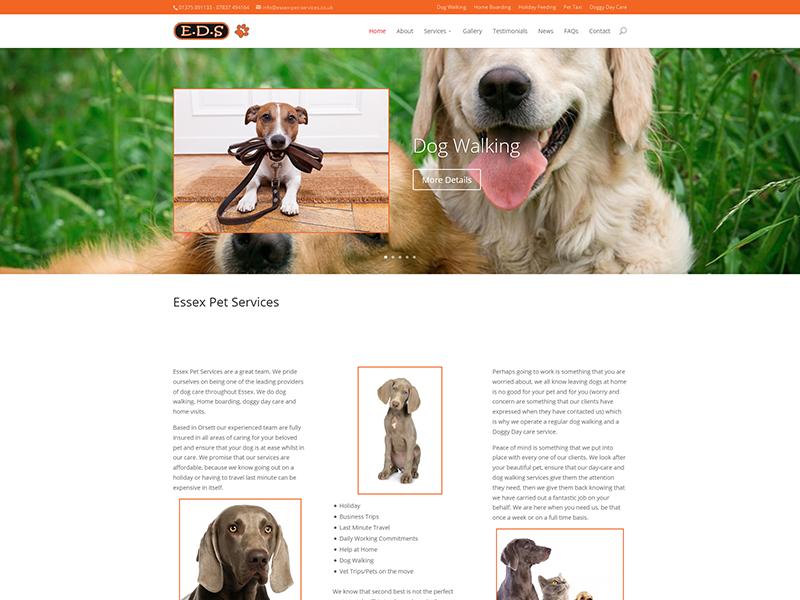 Essex Pet Services