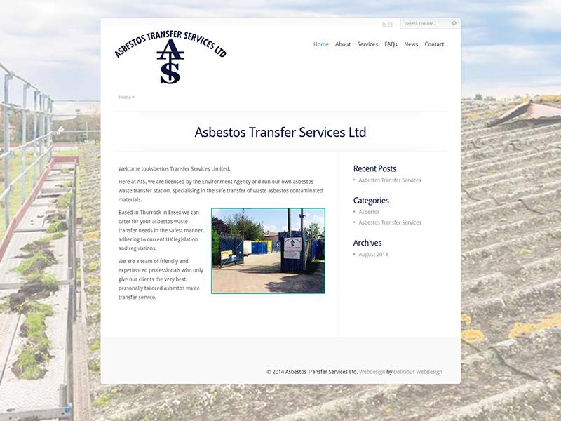 Asbestos Transfer Services