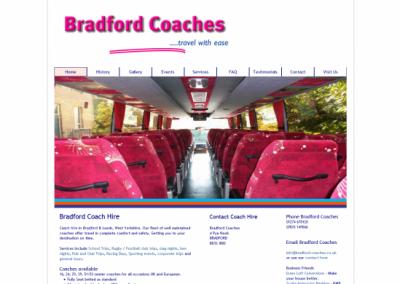 Bradford Coach Hire