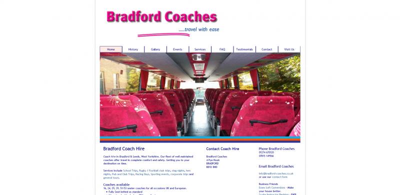 Bradford Coaches