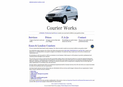 Courier Works