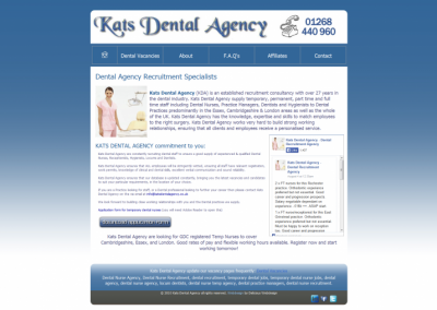 Kats Dental Agency