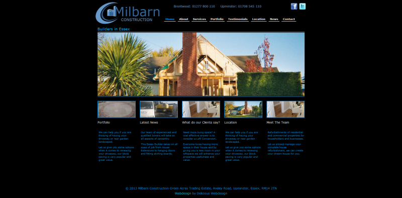 Milbarn Construction