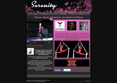Serenity Performance / Aerial Acts