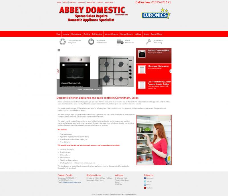 Abbey Domestic