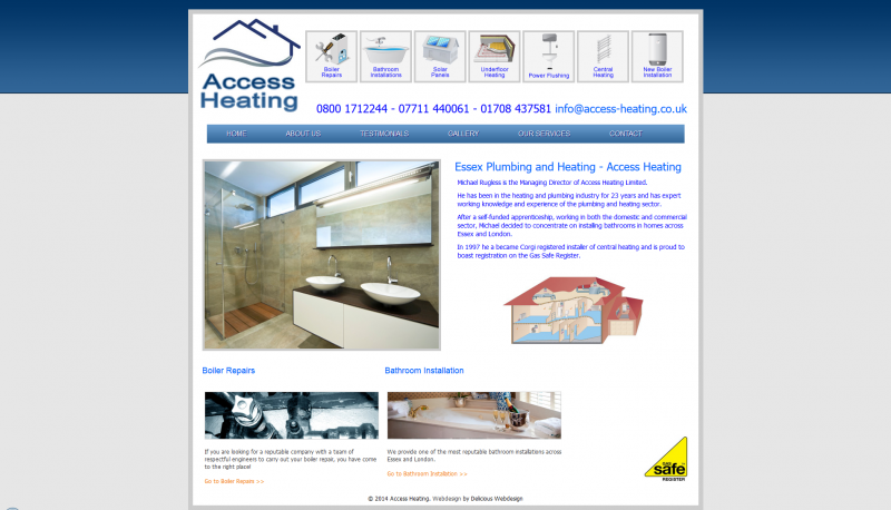 Access Heating