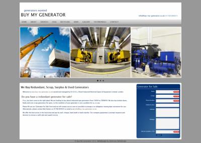 Buy My Generator