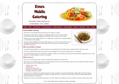 Essex Mobile Catering