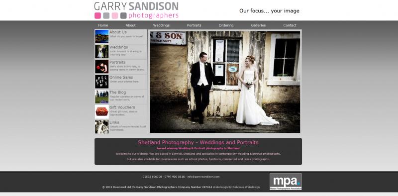 Garry Sandison Photography