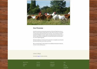 Halal Free Range Chicken