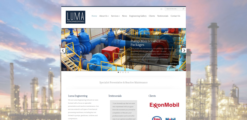 Luma Engineering