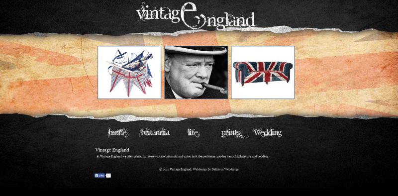 Vintage England