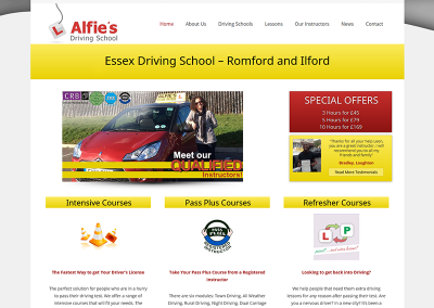 Alfies Driving School