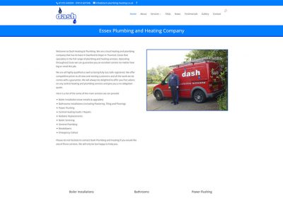 Dash Plumbing and Heating