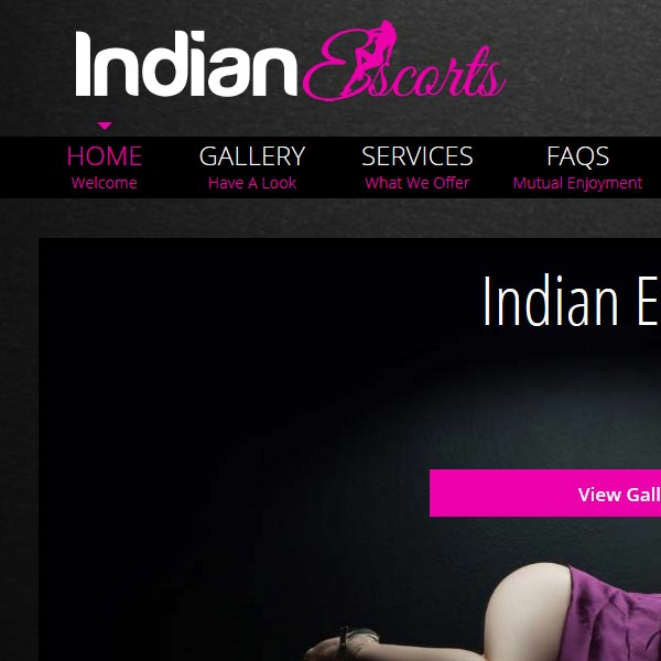 Indian Escorts Webdesign