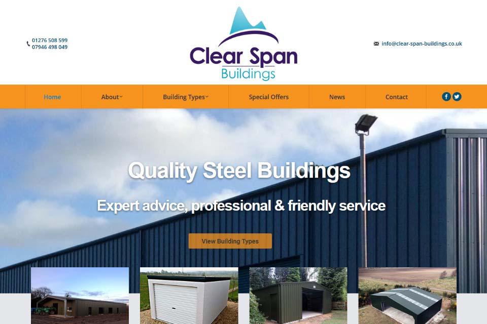 Clear Span Buildings