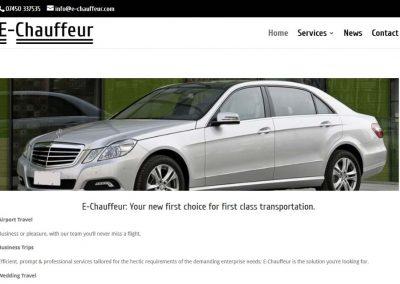 E-Chauffeur