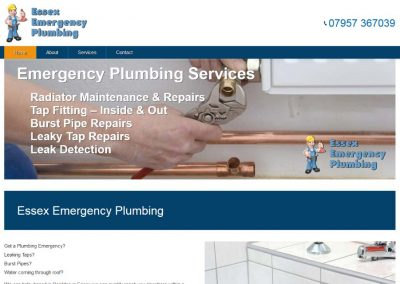 Essex Emergency Plumbing