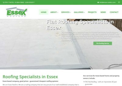 Essex Roofers