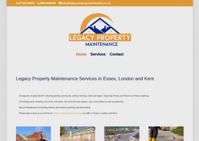Legacy Property Maintenance
