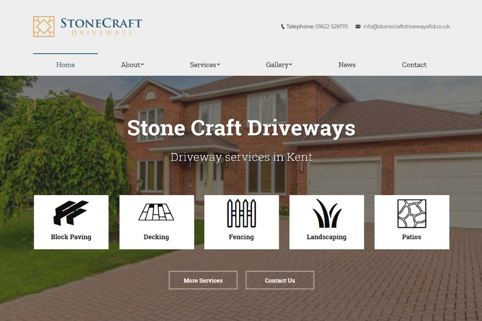 Stone Craft Driveways